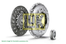 FIAT 500L 0.9 Clutch Kit 3pc (Cover+Plate+Releaser) 2012 on LuK 46466726 Quality