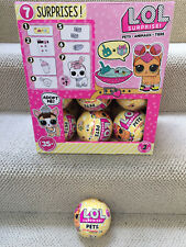 Lot of 18: LOL SURPRISE PETS series 3 w/ Display Box. 7 Layers SURPRISE! IN HAND