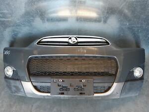 HOLDEN CAPTIVA FRONT BUMPER BAR (COMPLETE), CAPTIVA 7, 01/2011 - 12/2013