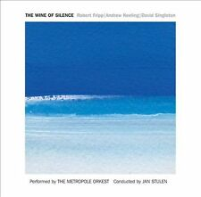 The Wine of Silence (CD, Apr-2012, Discipline Global Music)