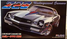 1979 Chevrolet Camaro Z 28 Underground Camaro, 1:24, Fujimi 037875