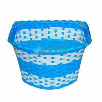Girls Bicycle Basket Flower/Shopping Childs/Childrens/Kids Bike/Cycle[Blue]