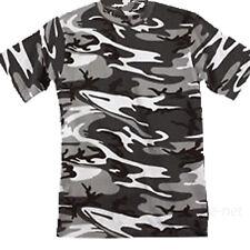 Men T Shirt Short sleeve Colors Cotton Plain Adult T-shirts Blank Tee Sz Small