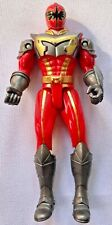 "BANDAI POWER RANGERS MYSTIC FORCE RED RANGER 5.5"" ACTION FIGURE"