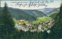 Ansichtskarte St. Blasien Schwarzwald 1931  (Nr.936)