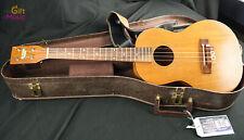 Harmony Tenor Ukulele w/Original Case, Vintage