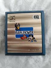 Nintendo Game and Watch Rain Shower Multi Screen LP-57 Rare UK CGL LCD Handheld