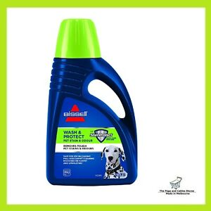 Bissell Double Concentrated Formula, Pet Stain and Odour, 750ml  FREE SHIPPING