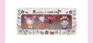 Tokidoki Hello Kitty Variant Set Brand New Limited Edition