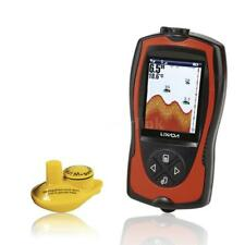 Lixada Wireless 2-in-1 Sonar Transducer Locator Finder Alarm Fish Detector S3U0