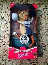 New - 1999 - Ncaa Uconn Huskeys Barbie - Still Brand New in Box - Never Opened