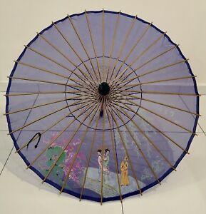 Japanese Umbrella (Silk Parasol)