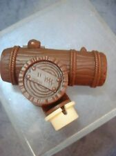 PLAYMOBIL? SPRING LOADED CANNON REPLACEMENT PART FOR PIRATE PLAYSET