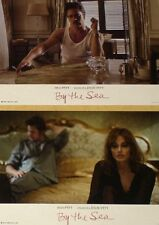 BY THE SEA - Lobby Cards Set - Angelina Jolie, Brad Pitt