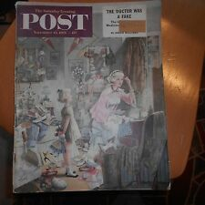original  nvember 13 1954 saturday evening post