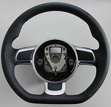 Audi a6 4f original s-line volante volante deportivo nuevo cuero Steering Wheel s6 rs6