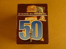 EMPTY BOX FOR 10-CD COLLECTION DE PRE HISTORIE DE JAREN 50 VOLUME 2