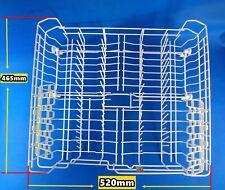 Ariston Dishwasher Spare Parts upper Rack Basket Replacemen(White) (S195) Used