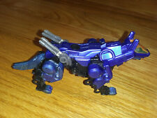 Zoids Blue Command Wolf 2002 Hasbro