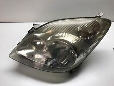 TOYOTA COROLLA VERSO 2003 / 01-04 FRONT LEFT HEADLIGHT LIGHT LAMP 99226-79004