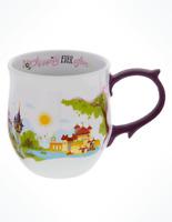 Disney Parks Happily Ever After Princess Castle Ceramic Coffee Mug New