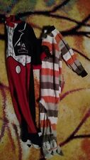 Lot of (2) Boys' one piece footy Pajama ( PJ's ) , Size 18M - Mickey Mouse
