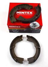MINTEX REAR PARKING BRAKE SHOES SET HYUNDAI SANTA MFR669 (REAL IMAGE OF PART)