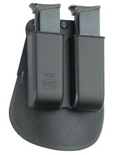 fobus - 6922 - Double Magazine Pouch for Single Stack .22cal & .380cal - paddle