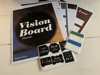 Vision Board Planner Journal kit