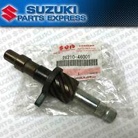 NEW OEM SUZUKI KICK START SHAFT ASSEMBLY DS80 JR80 RM50 RM80 26210-46001