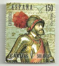 (2000) 5º CENTENARIO DEL NACIMIENTO DE CARLOS V (EDI. 3699)