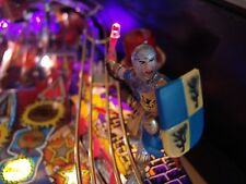 Medieval Madness Pinball Machine KNIGHT Mod  REMAKE OR ORIGINAL