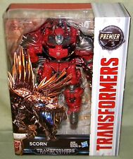 SCORN Transformers The Last Knight Voyager Class Premier Edition 2017 Wave 3