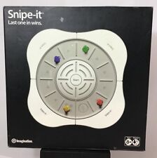 Rare Snip-It Game By Imagination Last One In Wins Unsealed Fun