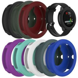 New Silicone Bracelet Protector Case Cover For Garmin Vivoactive 3 Forerunner645