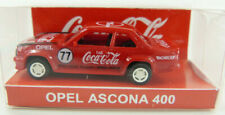 """Opel Ascona 400 Coca-Cola """"77"""" Edition 1 HS-Rennsport Euromodell 1:87 OVP [ST]"""
