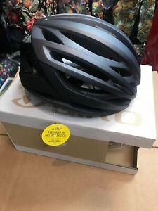 Giro Syntax Matte Black Cycling Helmet Size XLarge