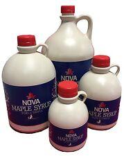 Maple Syrup - Pure Grade A Pennsylvania - Gallon Quart Pint - FREE Shipping Nova