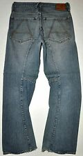 G-Star Mens Raw Dstrssd S.C.A. Crotch Twisted Seam Light Med Blue Jeans 32 X 31