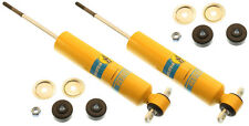 2-BILSTEIN SHOCK ABSORBERS,FRONT,FORD FULL SIZE,46MM MONOTUBE,GAS PRESSURE