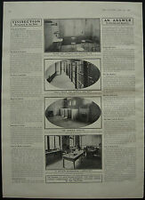 Vivisection Physiological Lab Open University College 1909 1 Page Photo Article