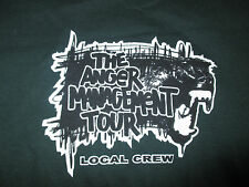 2000 Anger Management Crew Concert Tour Limp Bizkit Dmx Godsmack (2Xl) T-Shirt G