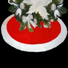 Alberi di Natale rossi, tema natale