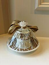 New Giorgio Armani Parfums Votive Candle W/ Demitasse Espresso Cup & Saucer Nip
