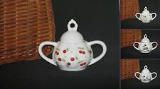 Replacement Sugar Bowl for Delton Children's Porcelain Tea Sets