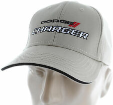 Dodge Charger RT Tan Baseball Cap Trucker Hat Snapback SRT Mopar