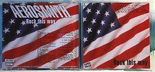 AEROSMITH - WALK THIS WAY - 2 CD n.3119