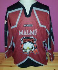 Malmö Redhawks Herren Eishokey Trikot Größe L