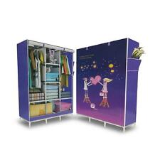 Keimav RB-8802 DIY Panoramic Pattern 3D Wardrobe Closet Clothes Organizer (Star)