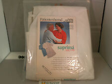 Patientenhemd - Nachthemd - Krankenhemd Gr. 40/42 - hinten offen zum Binden